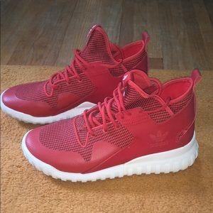 Adidas Tubular X (Red)